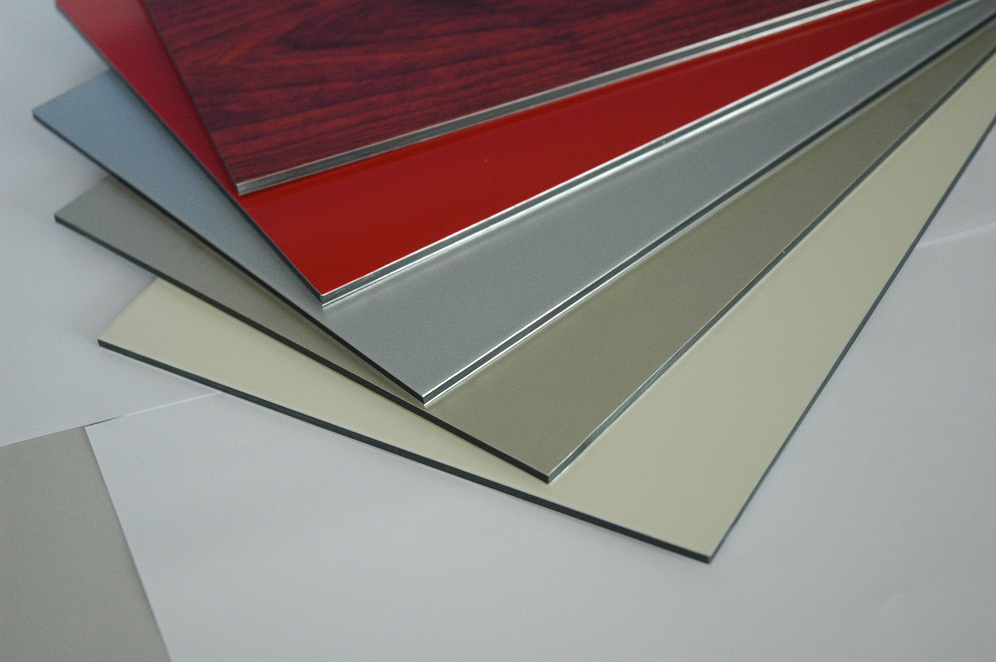 Aluminum Composite Panel Systems : Aluminum composite panels